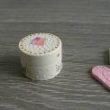 krabička na prstienky ROMANTIKA