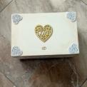 svadobný box plný spomienok