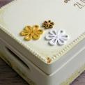 narodeninový box/debnička na svoje poklady